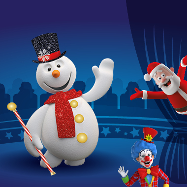 Christmas Circus - The Greatest Snowman