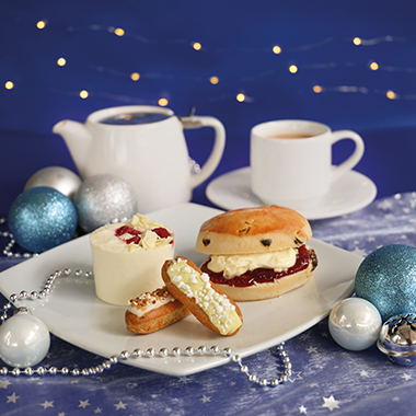 Festive Cream Tea