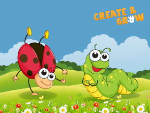 Create & Grow Summer Holidays - Week 1