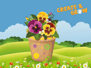 Create & Grow Summer Holidays - Week 5