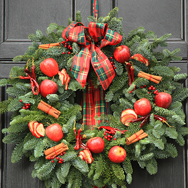 Masterclass - Christmas Wreath