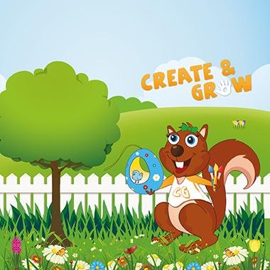 Create & Grow Half Term