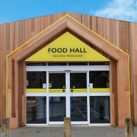 New Food Hall at Squire's Frensham