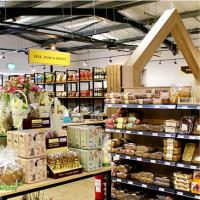 Food Hall at Squire's Frensham