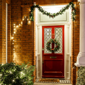 Adding Christmas Kerb Appeal